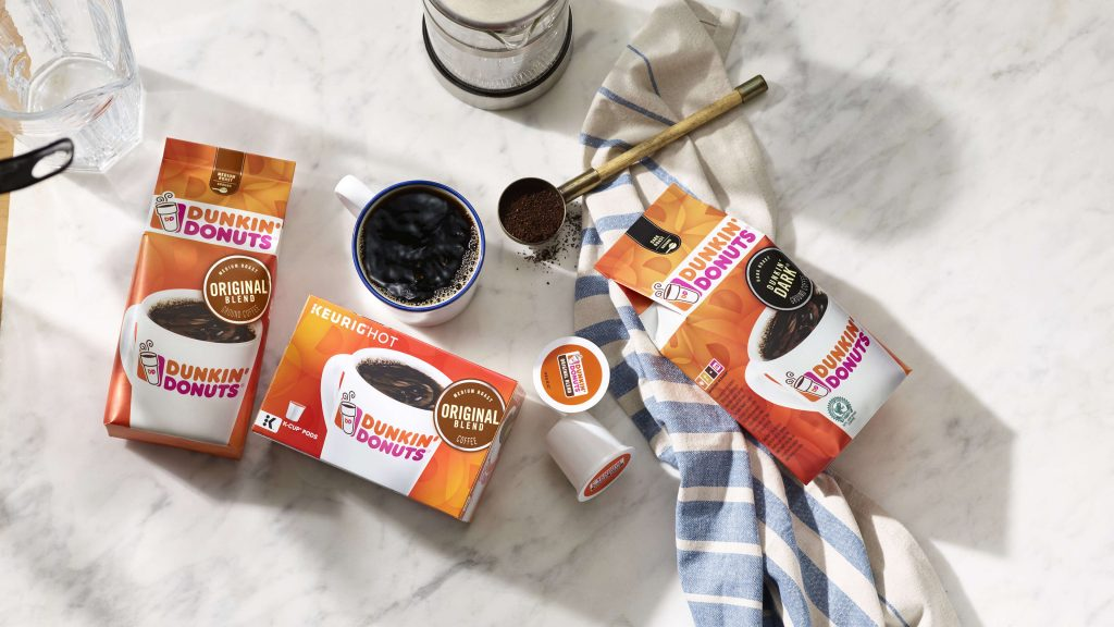 FREE Dunkin' Donuts Coffee Sample – LIMITED TIME OFFER!