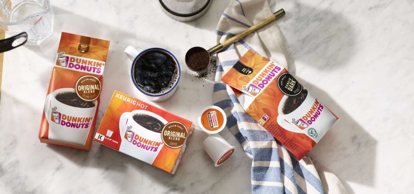 Free Dunkin' Donuts Coffee Sample