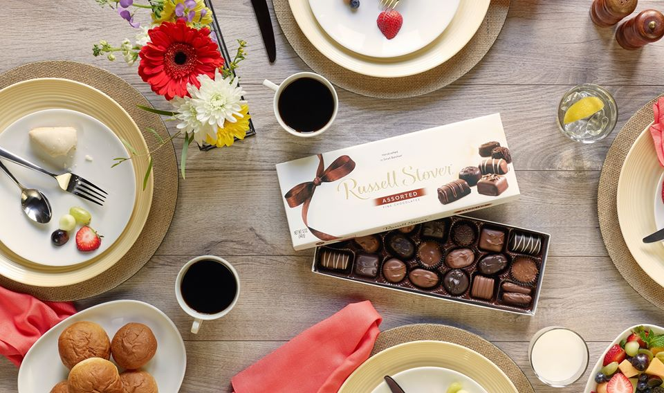 Buy 2, Get 1 FREE on Russell Stover Chocolates