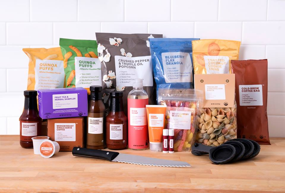 Better Stuff, Fewer Dollars with Brandless