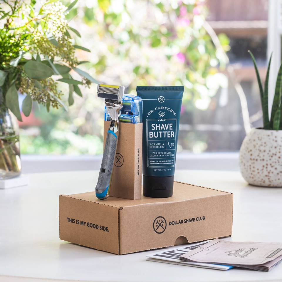 Dollar Shave Club Starter Kit Coupon