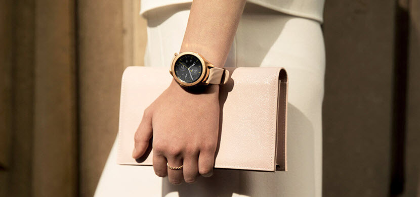 Samsung Mother's Day Wearable Event