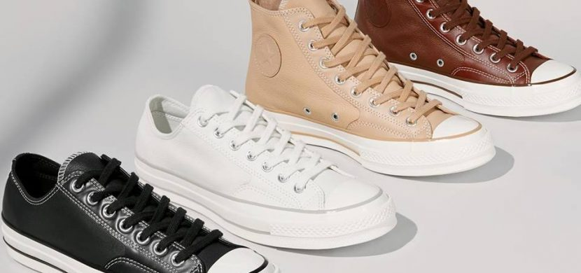 Converse 50% Off Limo Leather