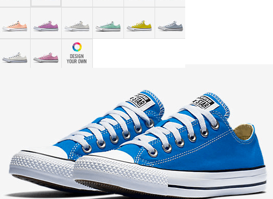 37a26f7fb352 20% Off Sale at Nike - Converse Chuck Taylor All Star Seasonal ...