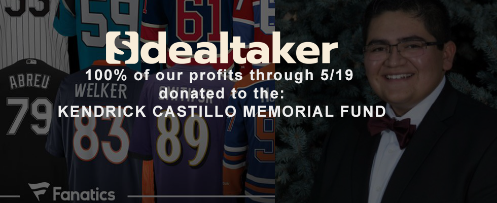 DealTaker to Donate 100% of Profits this Week to Kendrick Castillo Memorial Fund