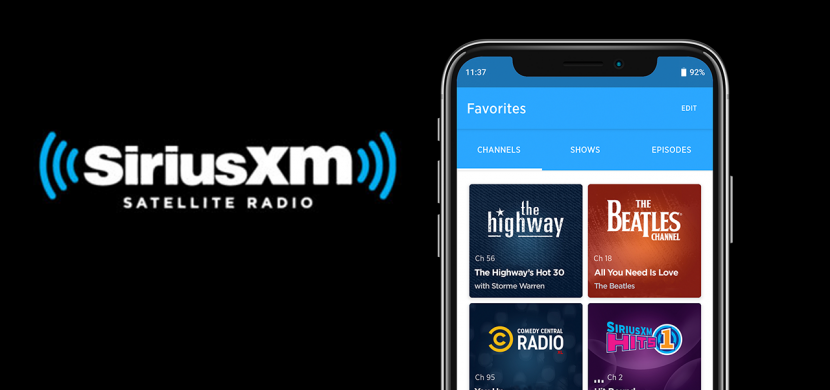 SiriusXM - Essential Streaming $1 for 3 Months