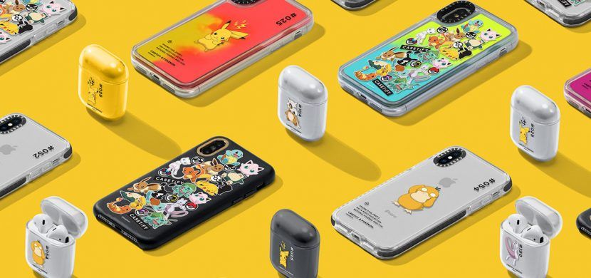Casetify Pokémon Drop. Gotta Catch 'Em All!