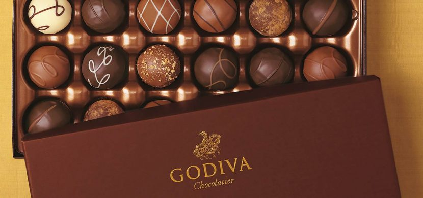 Free Godiva Dark Chocolate Ganache Bag