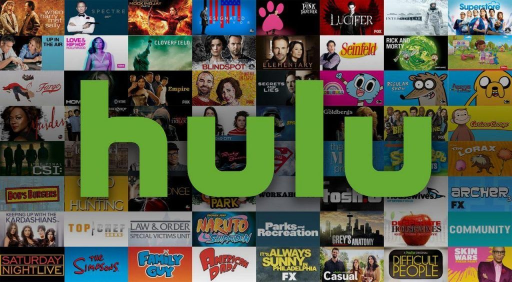 Try Hulu Today! One Month Free