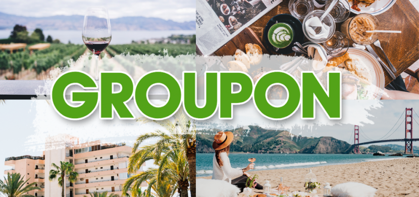 Groupon Activities, Beauty & Spas, Tech and More | DealTaker