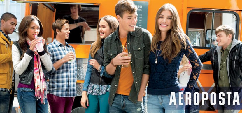 Take 50-70% Off at Aeropostale