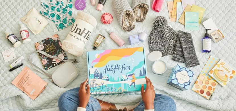 We Are Back With the 40% Off Winter Editor's Box - FabFitFun