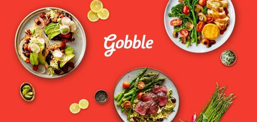 50% OFF For Your First Gobble Box