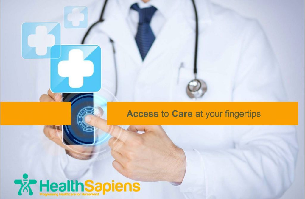 HealthSapiens 24-7 Access to Doctors