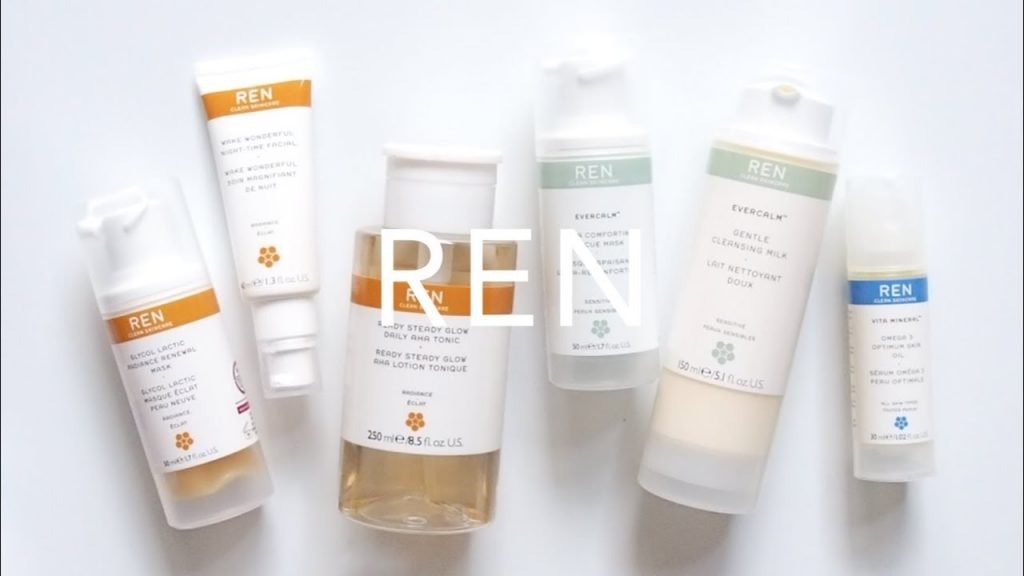 REN Clean Skincare Friends & Family Sale