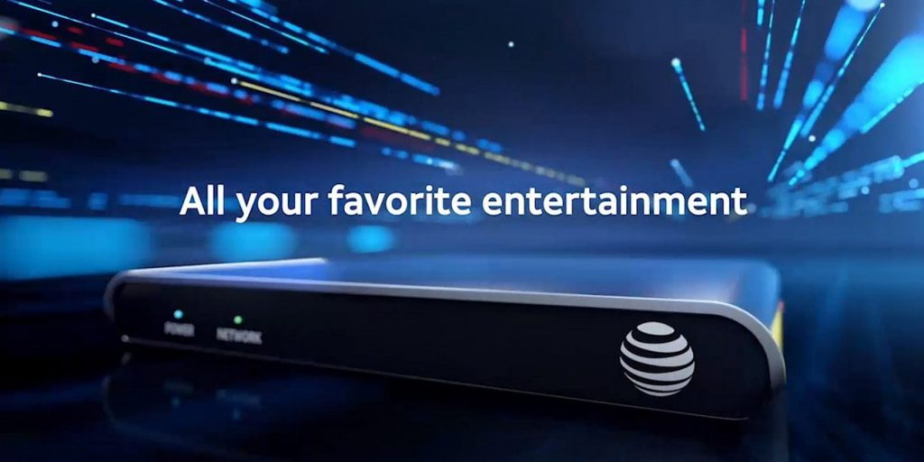 Relax at Home with AT&T TV