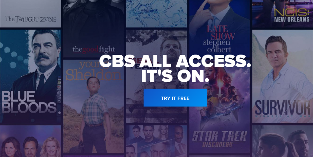What will you stream next on CBS All Access?