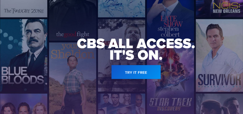 What will you stream next on CBS All Access