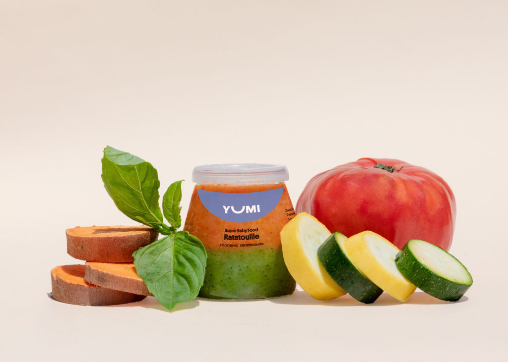 Yumi Fresh Baby Food, Delivered