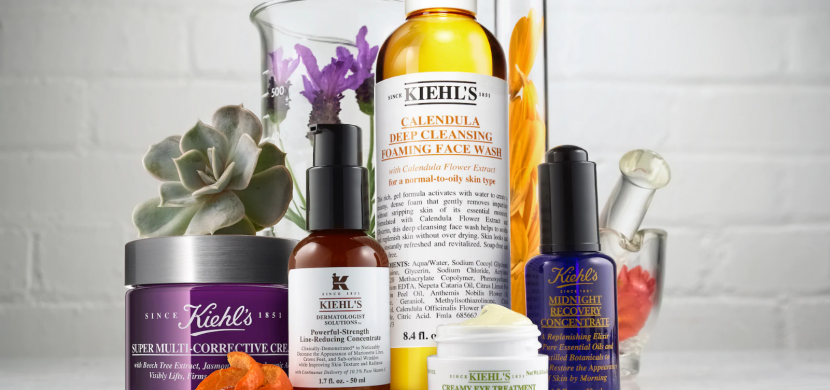 Stay Clean and Hydrated with Kiehl's