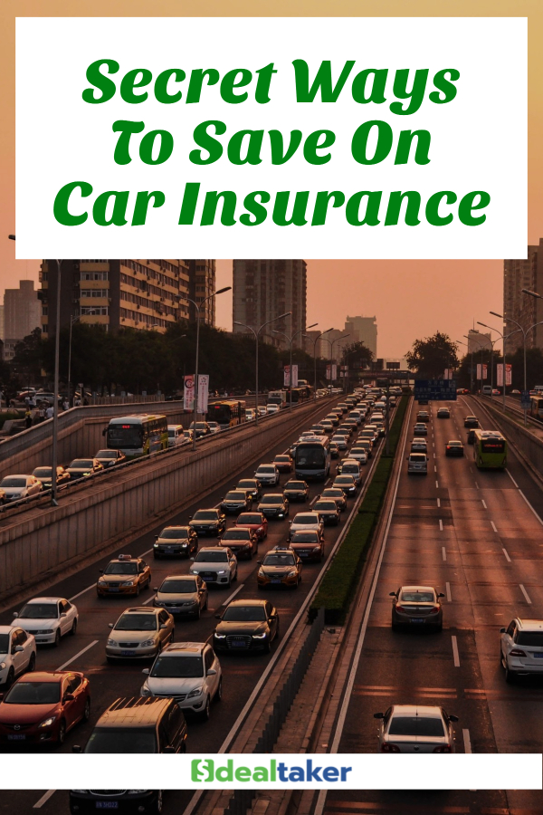 Secret Ways To Save On Car Insurance