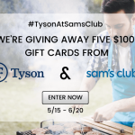 We're giving away $500 in gift cards from Sam's Club!